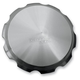 Clear Anodized smooth Gas Cap - 10-442S