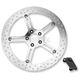 Big Brake 14 in. Left Side Floating Rotor Kit - 02-969