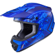 Flat Blue MC-2F CS-MX 2 Squad Helmet
