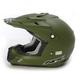 Flat Olive Drab FX-17 Helmet