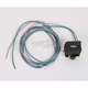 Black Left Turn Signal Switch - DS-272253A
