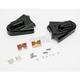 Gloss Black Phantom Covers w/o LED Lights - 8202