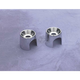 Chromed Shock Top Stud Covers - DS-310012