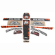 2015 KTM Metal Mulisha Graphics Trim Kit - 18-50560