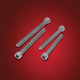Tapered Seat Bolt Kit - 52-843