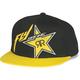 Rockstar Snapback Hat - 351-0580