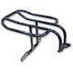 Gloss Black Fender Luggage Rack - 1510-0183