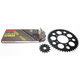 Natural Suzuki 520XSO Quick Acceleration Chain with Steel Sprocket - 3068-999P