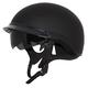 Matte Black Roadster DDV Helmet