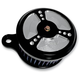 Black Anodized JM U.S.A. High Performance Air Cleaner Assembly - 02-152B