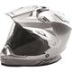 Silver Trekker Helmet