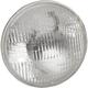 7 in. 12V 75/75W Sealed Beam Headlight  Bulb - 66-75810T