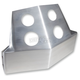 Brushed Aluminum Skid Plate - SM-DSP-06-1