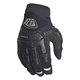 Black Adventure Radius Gloves