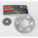 525GXW Chain and Aluminum Sprocket Kit - 2108-044A