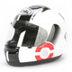 White DNA RX-Q Helmet