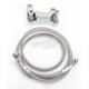 Chrome Front Caliper Adapter Bracket - HD12377C