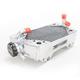 Right X-Braced Aluminum Radiator - MMDBRMZ45005RX