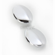 Chrome Fairing Mirror Removal Plug - LA-9001-00