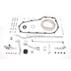 Chrome Replica Forward Control Kit - 22-0788