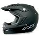 Flat Black FX19 Helmet