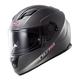 Matte Titanium Stream FF328 Full Face Helmet