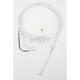 Custom Sterling Chromite II Designer Series Braided Throttle Cables - 3334
