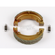 Sintered Metal Grooved Brake Shoes - 318G