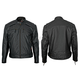 Black Scooter Jacket
