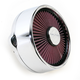 Chrome Blitz Truflo Air Cleaner - ACX-02C-04C