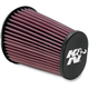 Textured Black Air Filter - RE-0960