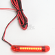 TruFLEX 10-Red LED with Red Tubing Professional Grade Flexible Lighting Strip - TF10RR