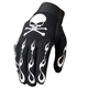 Skull & Crossbones Mechanics Gloves