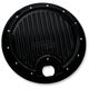 Black Dimpled Door Cover - C1130-B