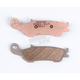 XCR Sintered Metal Brake Pads - 1721-0673