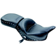 One-Piece Wide Studded Touring Seat - 76605