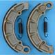 Sintered Metal Brake Shoes - 1723-0136