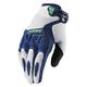 Women's White/Navy Spectrum Gloves