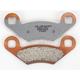 SDP Pro MX Sintered Metal Brake Pads - SDP902