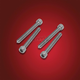 Tapered Seat Bolt Kit - 52-842