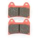 Semi-Sintered V Brake Pads - FA244V