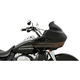 Black Opaque 5.5 in. Spoiler Windshield for OEM Fairings - MEP85411