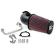 Textured Black Air Charger Performance Intake Kit - 63-1122