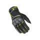 Black/Hi-Viz Super Moto Gloves