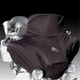 Black Fairing Rain Cover - 03161