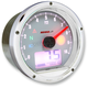 Chrome T and T Tachometer/Speedometer - BA035W00