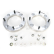 1 in. Aluminum Wheel Spacers w/12mm Studs - 0222-0413