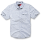 Mid-Blue Ivy Shirt