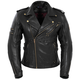 Womens Marilyn Leather Jacket