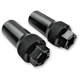 Black Anodized Axle Adjusters - 10-800B
